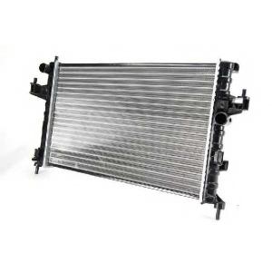 d7x047tt thermotec Радиатор, охлаждение двигателя OPEL CORSA Наклонная задняя часть 1.7 DTI