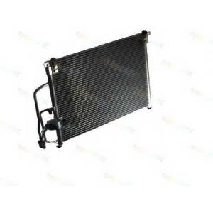 THERMOTEC KTT110015 Радіатор кондиціонера