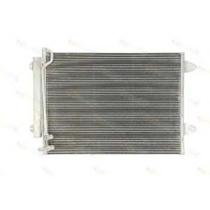 THERMOTEC KTT110021 Радіатор кондиціонера