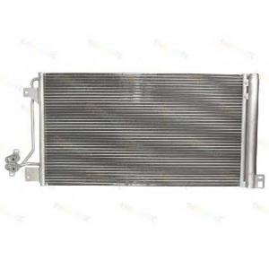 THERMOTEC KTT110030 Радіатор кондиціонера