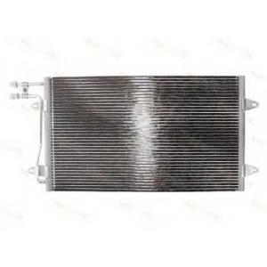 THERMOTEC KTT110124 Радіатор кондиціонера VW LT 2.5 /Thermotec