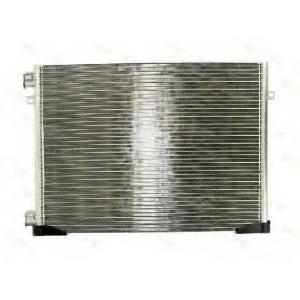 THERMOTEC KTT110228 Радіатор кондиціонера