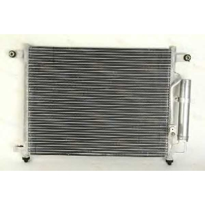 THERMOTEC KTT110316 Радіатор кондиціонера