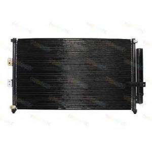 THERMOTEC KTT110412 PLChіodnica klimatyzacji (z osuszaczem) HONDA CIVIC VIII 1.3-1.8 09.05-