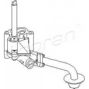 TOPRAN 100209 Oil pump