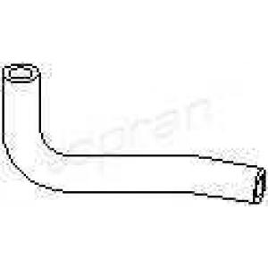 TOPRAN 100717 Water pipe