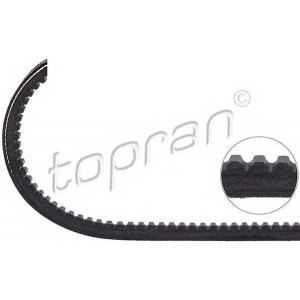 TOPRAN 101013 V-shaped belt