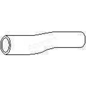 TOPRAN 101454 Water pipe