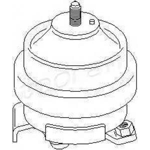TOPRAN 103455 Подушка крепления двигателя