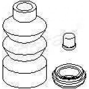 TOPRAN 103762 Ремкомплект робочого цилiндра