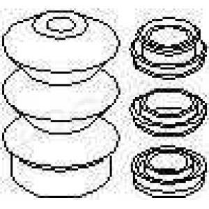 TOPRAN 103763 Clutch Master cyl Repair Kit