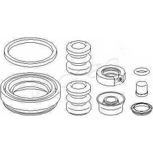 TOPRAN 107083 Brake caliper repair kit
