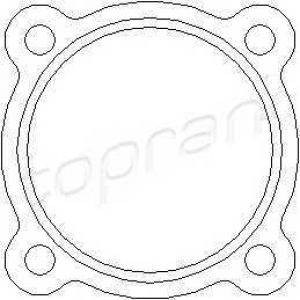 TOPRAN 108182 Exhaust seal