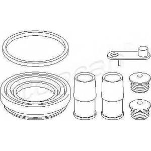 TOPRAN 108348 Brake caliper repair kit