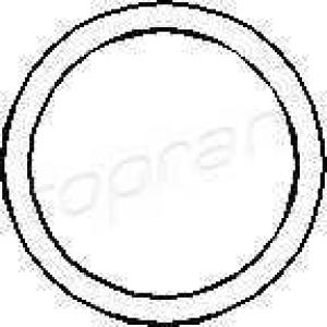 TOPRAN 108 926 Уплотнительное кольцо
