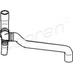 TOPRAN 109007 Water pipe