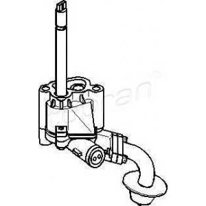 TOPRAN 109178 Oil pump