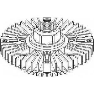 TOPRAN 109605 Hvt?ventill?tor kuplung