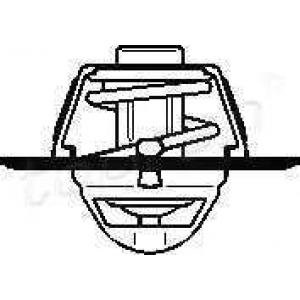 TOPRAN 110616 Термостат