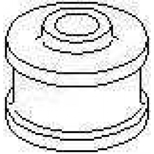 TOPRAN 110763 Stabiliser Joint