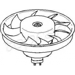 TOPRAN 110829 Fan
