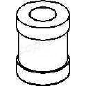 TOPRAN 200 785 0444336 Подушка крепл. стабилизатора задн. для кузов. OPEL