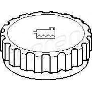 TOPRAN 202 261 Крышка, резервуар охлаждающей жидкости