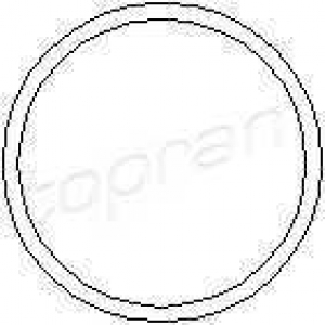 TOPRAN 202290 Water pump gasket