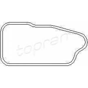 TOPRAN 202 331 Прокладка, корпус термостата Опель Астра