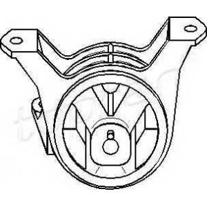 TOPRAN 206162 Подушка крепления двигателя правая