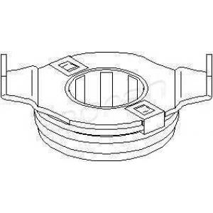 TOPRAN 301095 Release collar