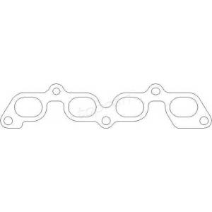 TOPRAN 301862 Exhaust manifold
