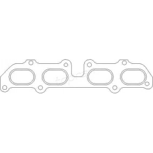 TOPRAN 302543 Exhaust manifold