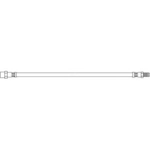 TOPRAN 400219 Rubber brake hose