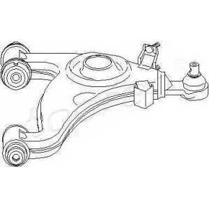 TOPRAN 400262 Trailing arm
