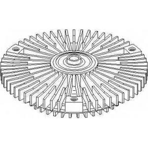 TOPRAN 400603 Hvt?ventill?tor kuplung