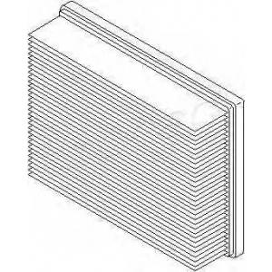 TOPRAN 401039 Air filter