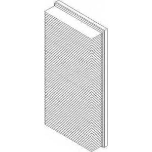 TOPRAN 401042 Air filter