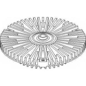 TOPRAN 401184 Hvt?ventill?tor kuplung