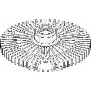 TOPRAN 401187 Hvt?ventill?tor kuplung