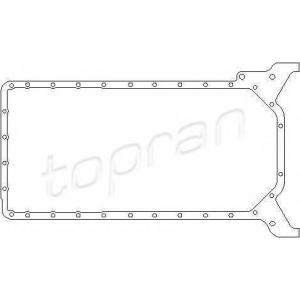 TOPRAN 401220 Прокладка масляного пiддона