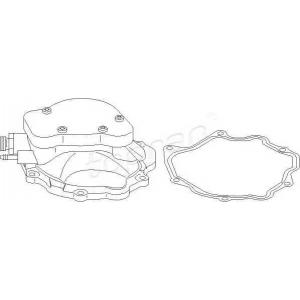 TOPRAN 401273 Vacuum pump