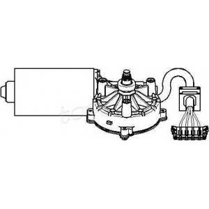 TOPRAN 401531 Windscreen