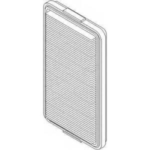 TOPRAN 500229 Air filter