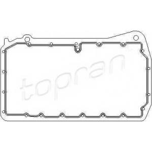 TOPRAN 500909 Oil sump gasket