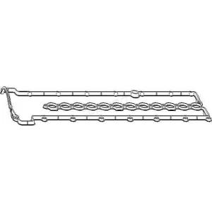 TOPRAN 501254 Прокладка, крышка головки цилиндра