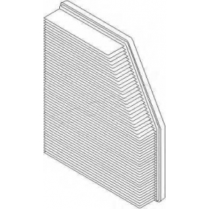 TOPRAN 501307 Air filter