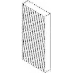 TOPRAN 700265 Cabin filter