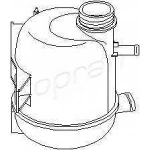 TOPRAN 700 339 Компенсационный бак, охлаждающая жидкость