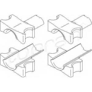TOPRAN 720438 Stabiliser Joint